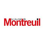 Logo journal de Montreuil